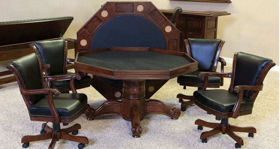 Winslow Game Table