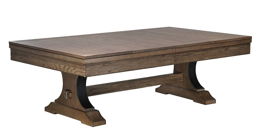 With Viking dining top